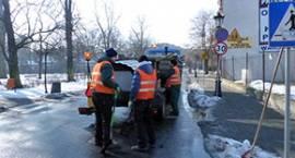 ZUK rozpoczął łatanie ulic
