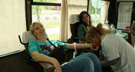 Oddaj krew i pomóż potrzebującym