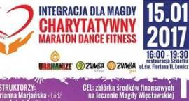Taneczny maraton dla Magdy