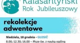 Ostatnie rekolekcje adwentowe w Łowiczu