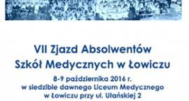 Absolwenci szkół medycznych spotkają się w Łowiczu