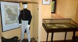 Otwarcie izby harcerskiej i mini galerii w baszcie gen. Klickiego
