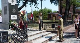 Miejskie obchody Święta Wojska Polskiego w Łowiczu