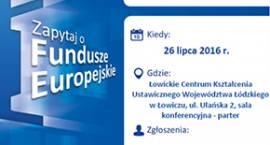 LPI Łowicz zaprasza na spotkanie informacyjne