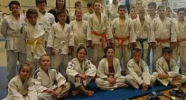 Szczęśliwa trzynastka łowickich judoków