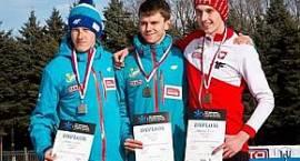 Pięć złotych medali Artura Janickiego