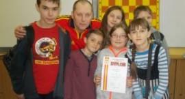 Wygrane szachistów z Nieborowa i Łowicza