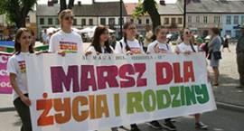 Marsz dla Życia i Rodziny połączony z Dniem Dziecka na Błoniach