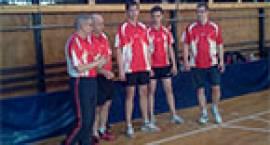 Za nami I kolejka II i IV ligi tenisa stołowego mężczyzn