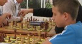 Zmagania szachistów w Bąkowie