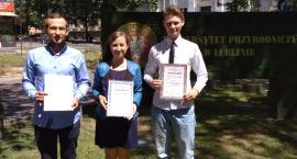 Sukcesy uczniów ze Zduńskiej Dąbrowy i Blichu