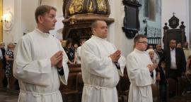 Trzech alumnów przyjęło święcenia diakonatu