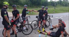 Fantastyczna czasówka łowickich kolarzy w Tour de Warsaw