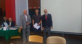 Uczeń ze Zduńskiej Dąbrowy drugi w konkursie wiedzy o uprawie roślin