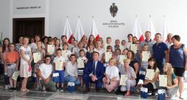 Łowiczanie laureatami konkursu o Parlamencie RP i Unii Europejskiej