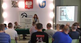 Wykład o Poznańskim Czerwcu 56 w łowickim więzieniu