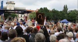 Kościół łowicki pożegnał Matkę Bożą Jasnogórską