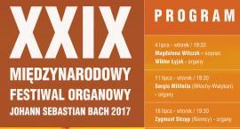 Rusza XXIX Międzynarodowy Festiwal Organowy