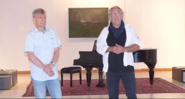 Malarstwo Barbary Jonscher w Galerii Browarna