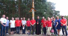 Poświęcono replikę krzyża w Świącach