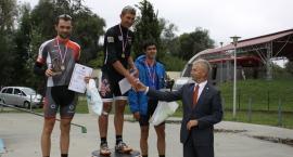 Cross rowerowy zwieńczył sportowe wakacje w Łowiczu