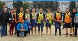 Zgiersko-głowieński duet triumfował w mistrzostwach Łowicza w siatkówce plażowej