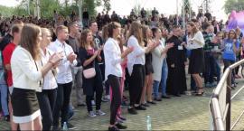 Diecezjalne Spotkanie Młodzieży na Błoniach