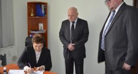 Kolejna umowa o współpracy z ZSP 3 w Łowiczu
