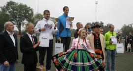Międzynarodowe podium XXXVI Łowickiego Półmaratonu Jesieni