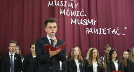 Dzień Sybiraka w I LO w Łowiczu