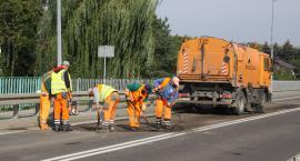 Remont nawierzchni na DK nr 70 w Łowiczu