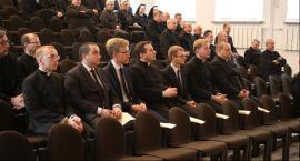 Inauguracja roku akademickiego w WSD w Łowiczu