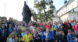Bieg papieski w Łowiczu (zdjęcia)