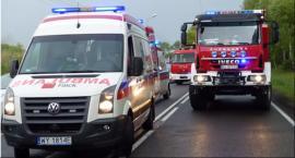 Kierująca audi zmarła w łódzkim szpitalu