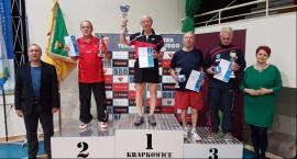 Orzechowski ponownie na podium zawodów Grand Prix Weteranów