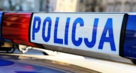 Wypadek w Łowiczu. Ranny 65-letni rowerzysta