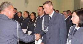 Awanse służbowe i odznaczenia w Zakładzie Karnym w Łowiczu