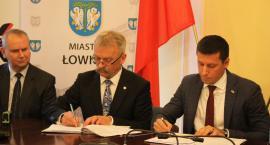 Podpisano umowę na wielomilionową inwestycję w Łowiczu