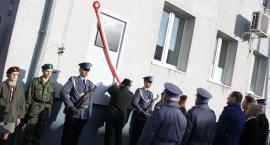 Odsłonięto tablicę ku pamięci harcerza oraz policjanta, ofiar komunistycznego reżimu