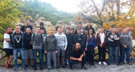 Młodzież ZSP nr 1 w Łowiczu na stażu zawodowym w Grecji
