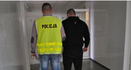 Pijani wtargnęli na prywatną posesję w Łowiczu. Grozi im do 5 lat więzienia