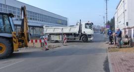 Utrudnienia w ruchu na ulicy Długiej