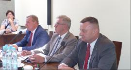 Powiatowi samorządowcy poznali projekt budżetu na przyszły rok