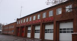 Budynek KP PSP w Łowiczu będzie docieplony