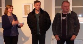 Artyści z Głowna zaprezentowali swój dorobek w Łowiczu