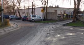 Mieszkańcy Nieborowskiej mówią NIE dla ciężarówek na ich ulicy