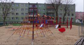 Plac zabaw na Bratkowicach czeka na dzieci