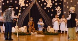 Bożonarodzeniowe przedstawienie na Grunwaldzkiej