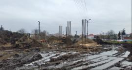 Ruszyły pierwsze prace budowlane przy wiadukcie