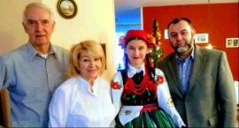 Wspomnienia z Kazachstanu, czyli uczniowie z Blichu z wizytą u Sybiraka
